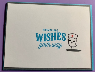 #9 Wishes Get Well Card